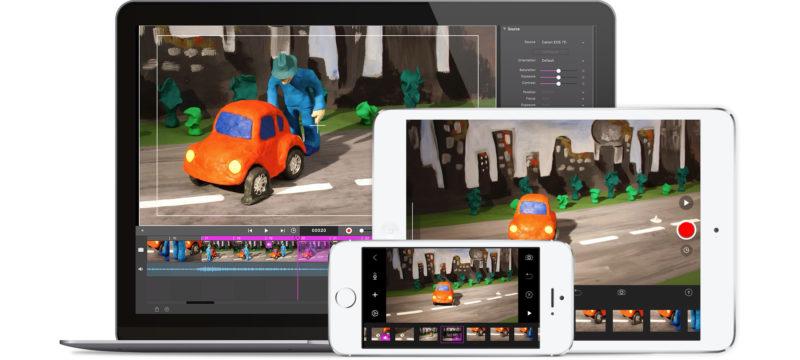 aplicativo stop motion studio