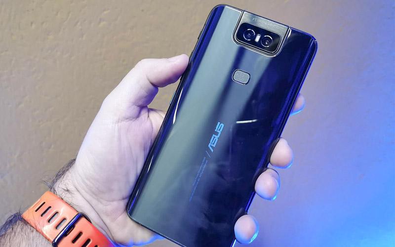 Melhor celular da Asus