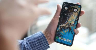Melhor celular da LG
