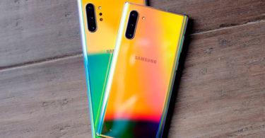 Melhor celular da Samsung