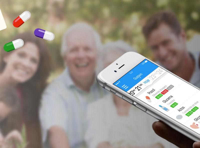 Aplicativos para lembretes de medicamentos