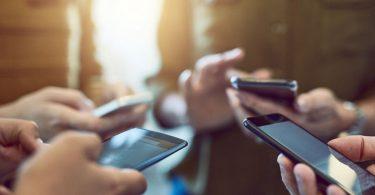 Smartphone para uso básico