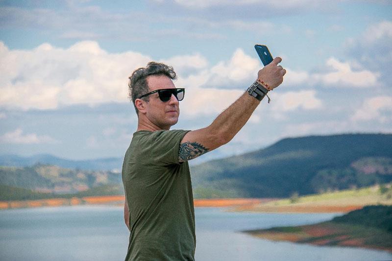 Melhor celular para selfie