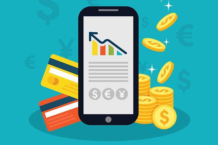 aplicativos para controle financeiro