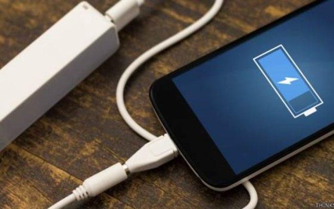 Como economizar a bateria do celular