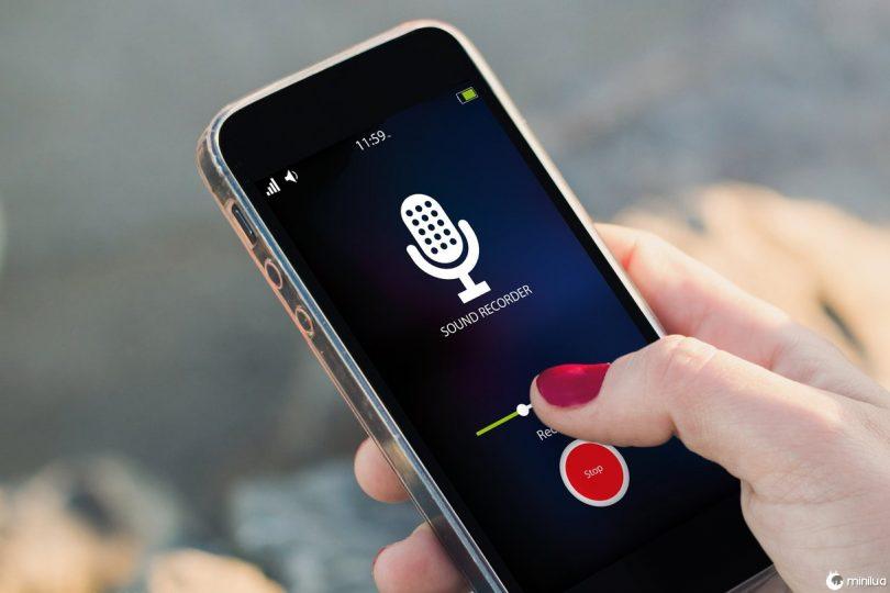 aplicativo para gravar chamada