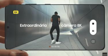Qual celular da Samsung tem a melhor câmera