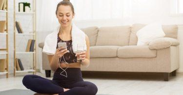 aplicativo para se exercitar em casa