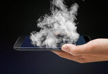 7 explicações para o superaquecimento do seu celular