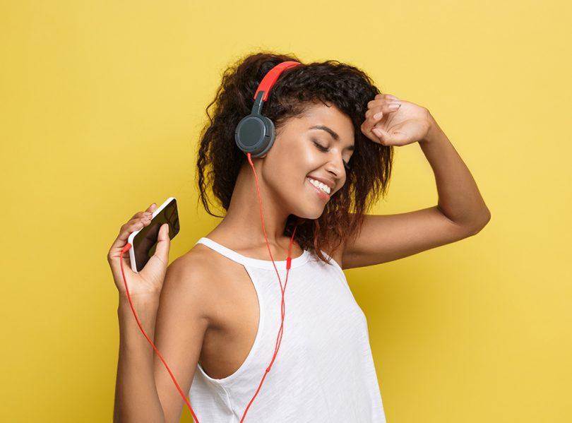 Aplicativo para ouvir música offline