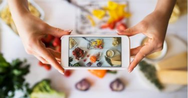 aplicativo de culinária