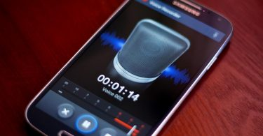 aplicativo para edição de áudio