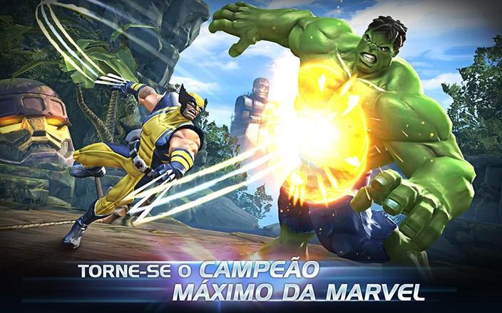 jogos da Marvel para celular