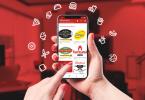 aplicativos de delivery e entregas